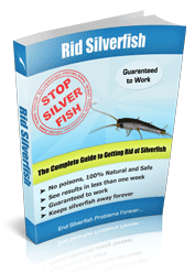 silverfish elimination